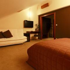 Dvojposteľová izba Lux / Double room Lux
