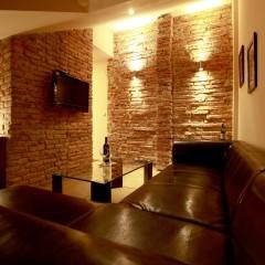 Apartmán – obývacia izba / Suite – living room