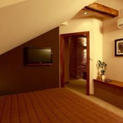 Apartmán – spálňa / Suite – bedroom
